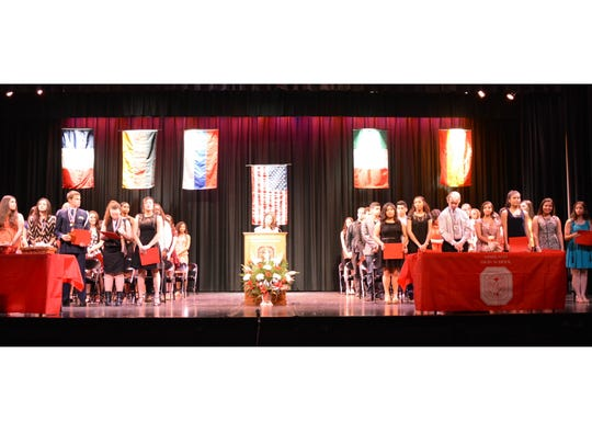 Vineland High School's World Language Honor Society