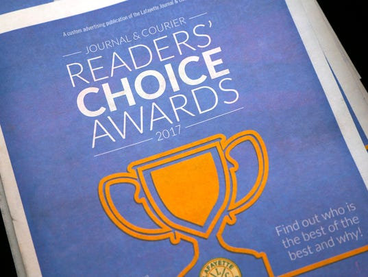 LAF Readers' Choice Awards 2017