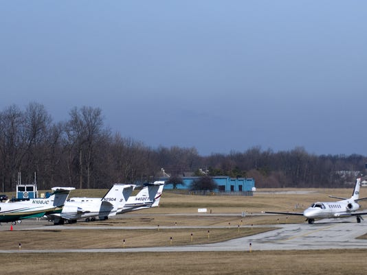 Eagle creek airrport