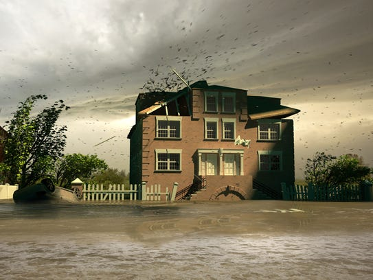 For those who suffer storm damage, the IRS provides