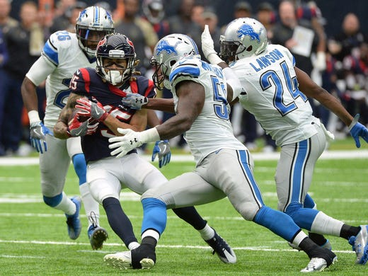 97eceb402 Game recap: Detroit Lions' win streak ends in loss to Houston Texans