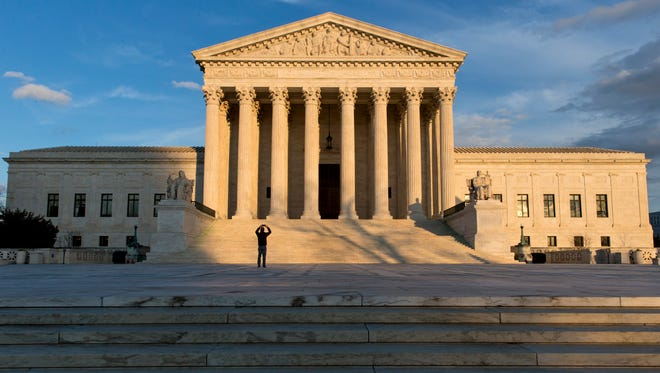 The Supreme Court ruled on the issue of racial discrimination inside the jury room.