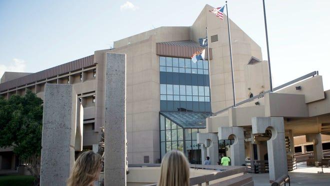 Glendale City Hall.