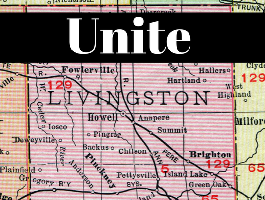 Nonpartisan Unity Event In Howell Response To Trump Rally - Kkk us map howell