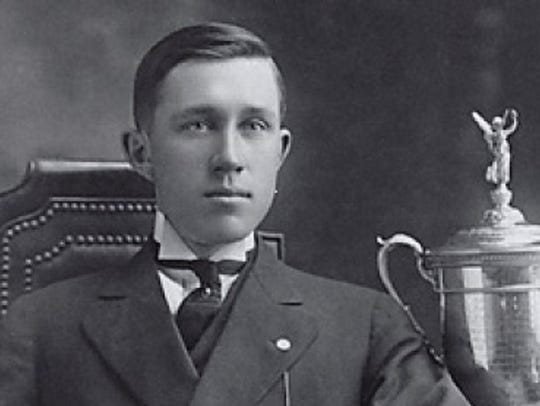 John McDermott, U.S.Open champion in 1911 and 1912,