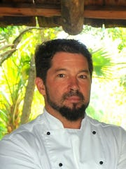 Eric Anderson is executive chef at Tuscany Grill in