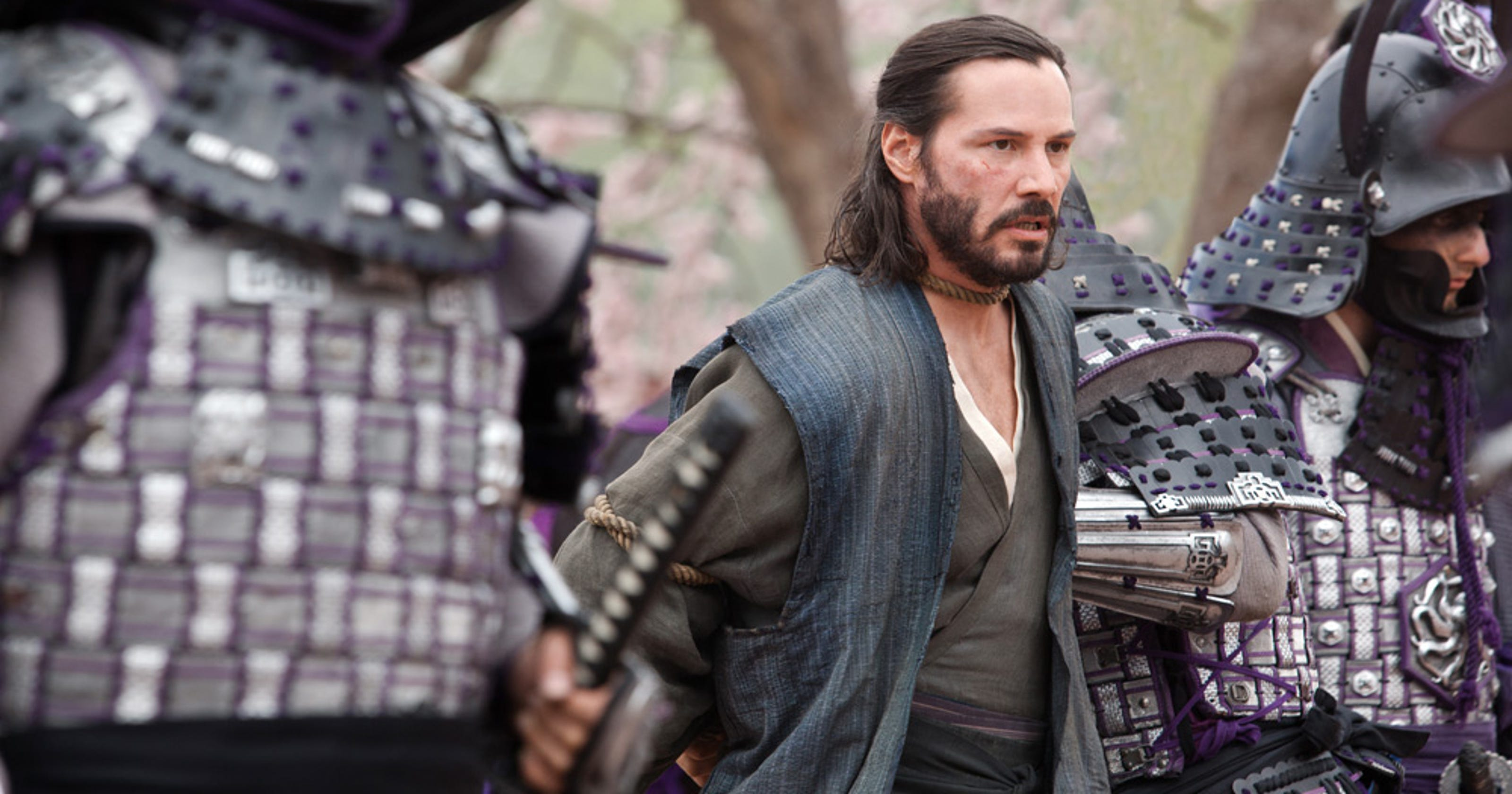 Poor pacing blunts impact of would-be epic '47 Ronin'