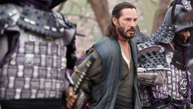 Keanu Reeves stars in '47 Ronin,' a fantastical retelling of the classic Japanese tale.