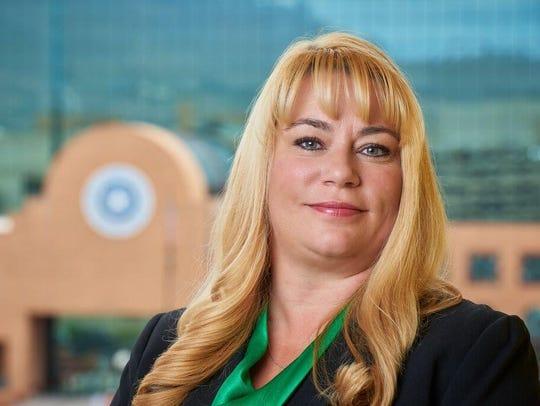 Betsy Keller, El Paso County's chief administrator,