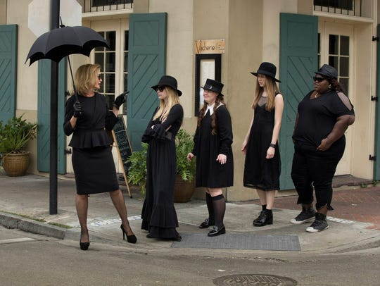 Modern-day witches reimagined in the television series