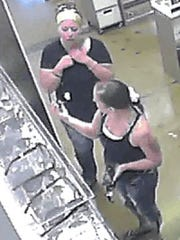 These women are wanted on the theft of sunglasses from a Derry Township store. If you can identify them, contact police at 717-534-2202.