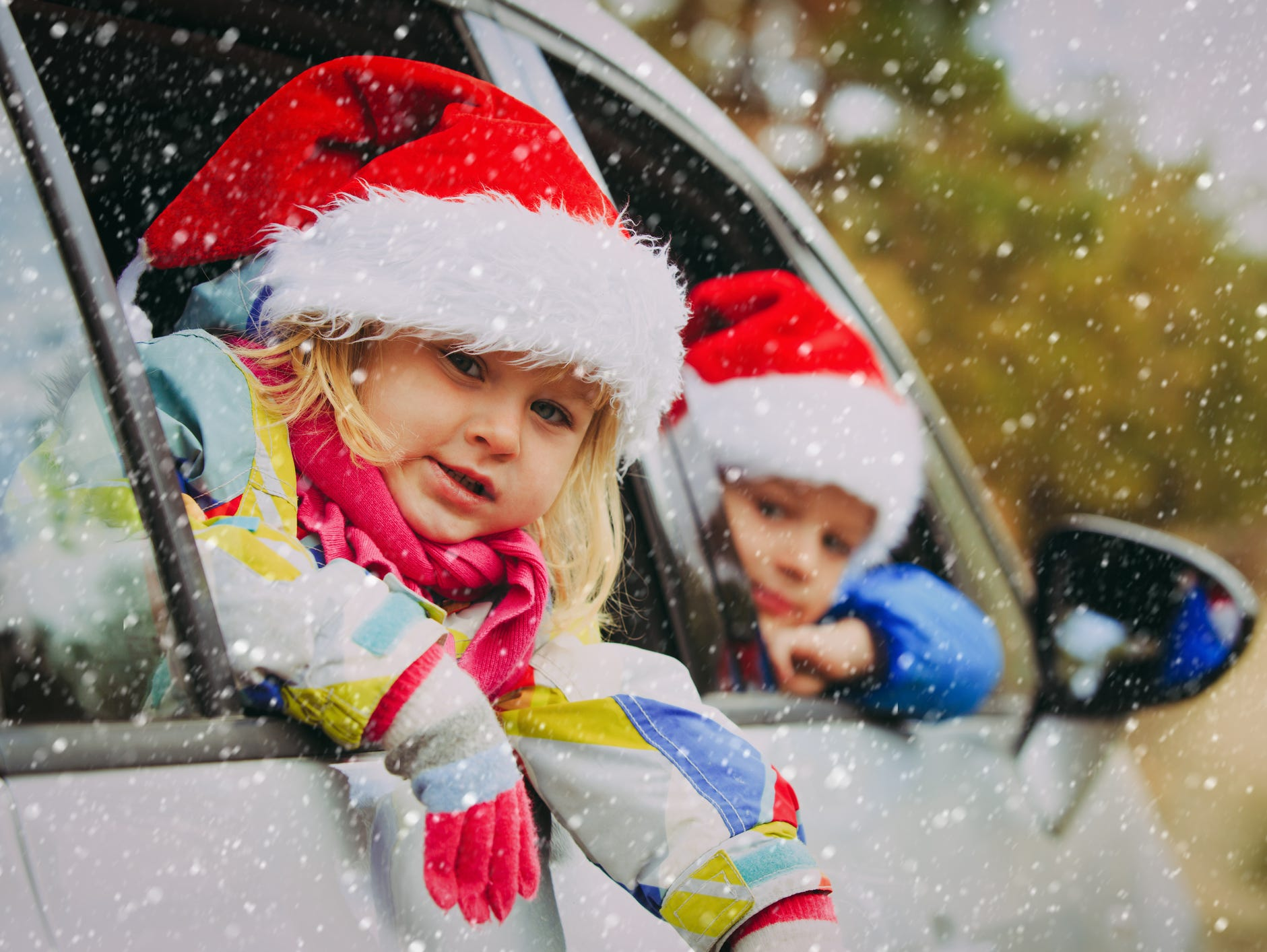 Planning a road trip this holiday season to visit family?