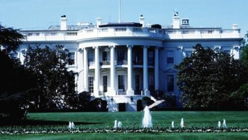 USA Today file photo of the White House