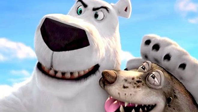"""A still from """"Norm of the North."""" (Lionsgate)"""