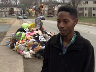 Ferguson activist disappointed by visit with Obama