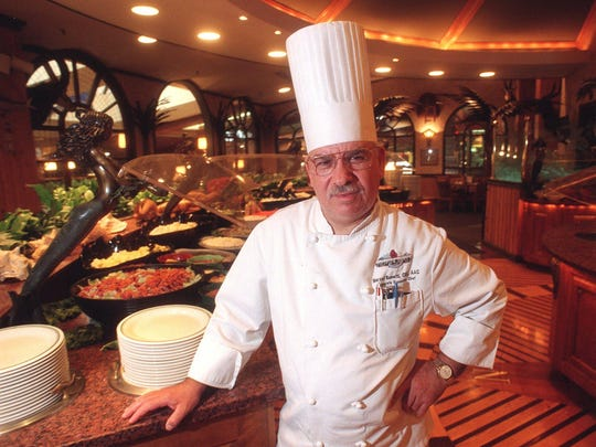 Marcel Bonetti, a France native who was chef at Hemingways Blue Water Cafe and one of the originators of OTC's culinary arts program, died Tuesday.