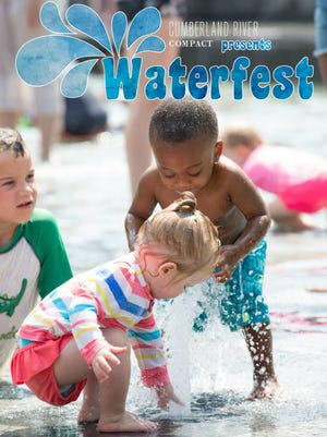 Waterfest is set for 1 to 4 p.m. Sunday at Cumberland Park in Nashville.
