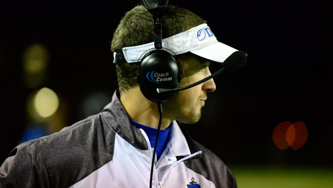 Danbury's Keith Mora was recognized all-Ohio coach of the year in Division VII.