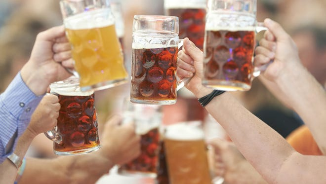 Shakesbeer The fourth annual Shakesbeer Festival will be held from 7 to 10 p.m. Friday at Discovery Center at Murfree Spring, 502 S.E. Broad St. in Murfreesboro. Enjoy the Bard while drinking craft brews. Tickets for ages 21 and older are $35 in advance or $40 at the door. Designated driver tickets are $15 per person. Call 615-890-2300 for reservations.