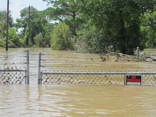 Harvey Toxic Sites Underwater