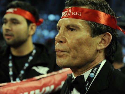 Julio Cesar Chavez Jr. v Sergio Martinez