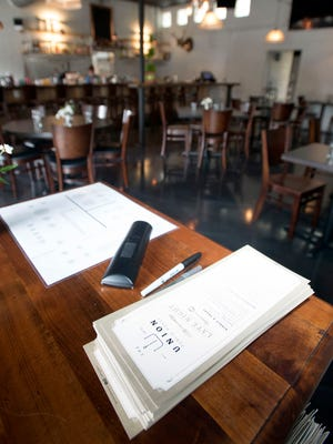 Pensacola's newest eatery, The Union Public House, owned by Blake Rushing and Patrick Bolster is now open on South Reus Street.