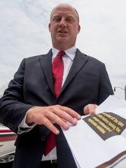 Republican Lt. Gov. nominee Will Ainsworth.