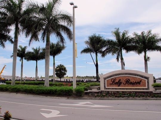 Stock Development's construction of Inspira at Lely Resort luxury apartment complex began earlier this year on the southwest corner of Rattlesnake Hammock Road and Grand Lely Drive in East Naples.