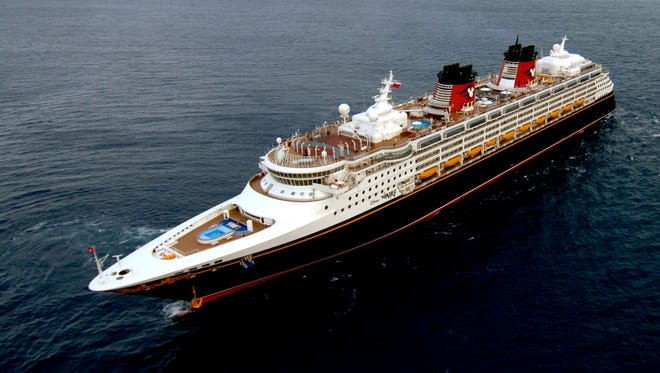 The Disney Wonder