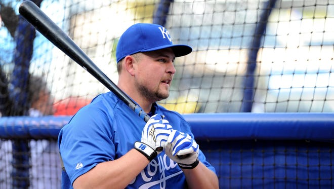 The Kansas City Royals got Billy Butler back in the lineup for Game 6, and also returned to the hard infield dirt of Kauffman Stadium.