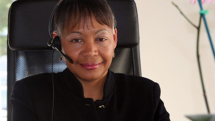 Lisa Borders, who served recently as chair of the Coca-Cola