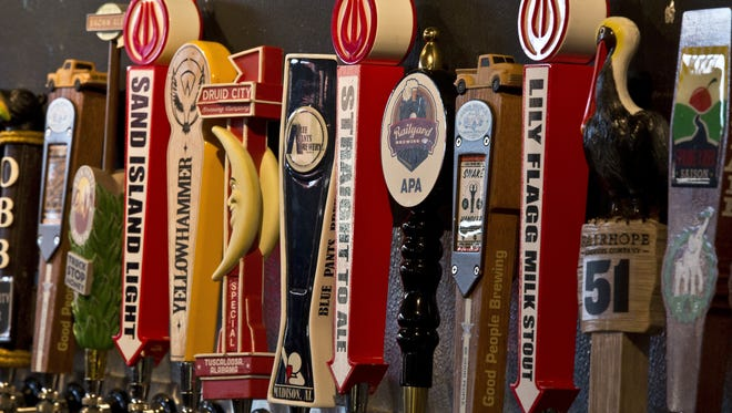 A new law will loosen Alabama's alcohol laws to let craft breweries sell to-go beer directly to consumers.  Alabama's 25 or so brewers have been selling beer in retail stores for several years. But they could only sell draft beer by the glass to customers who visited a brewery.