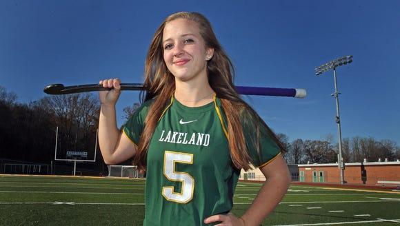 Kelsey McCrudden who is The Journal News Westchestser/Putnam