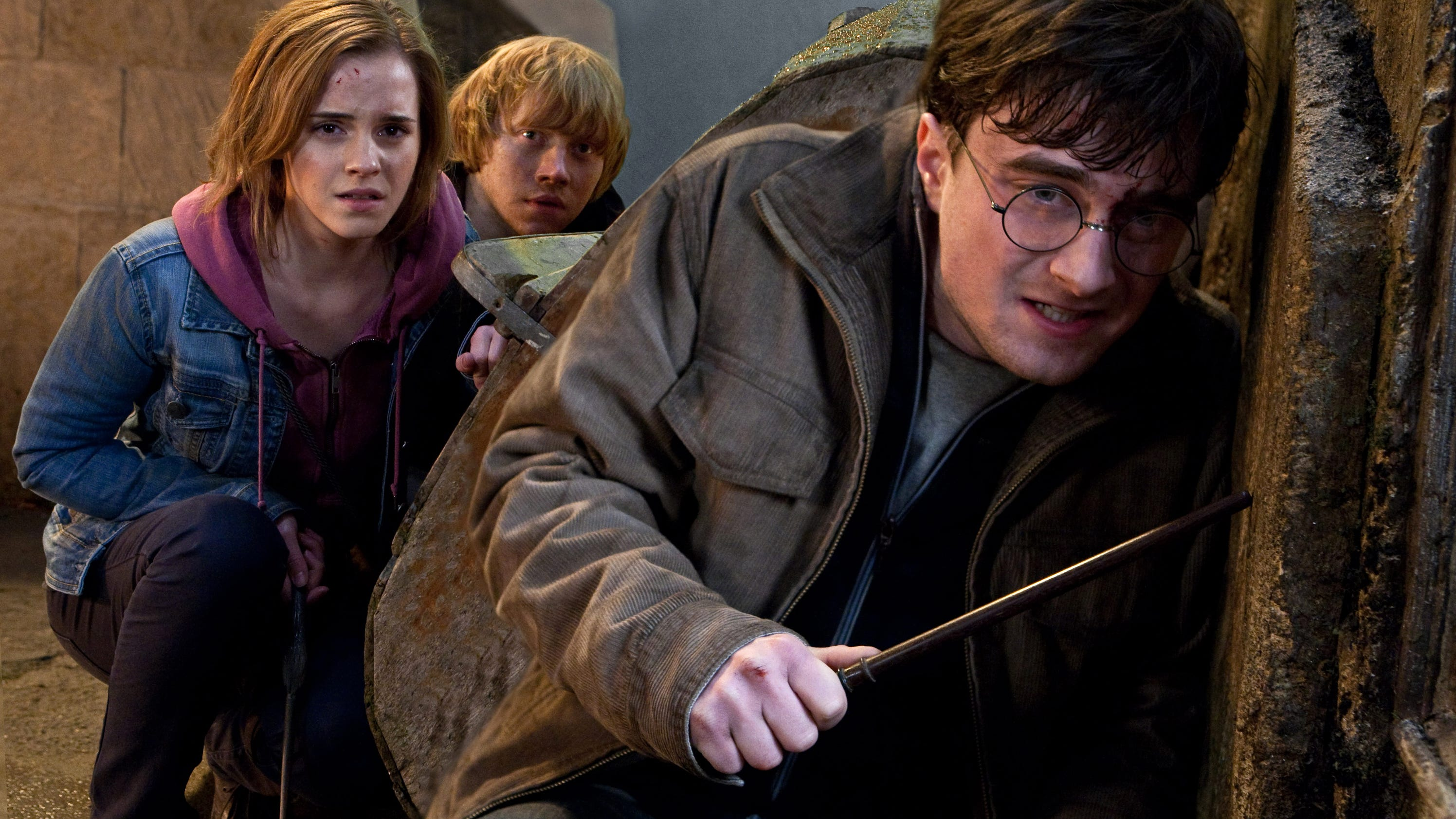 harry potter and the deathly hallows part 2 harry