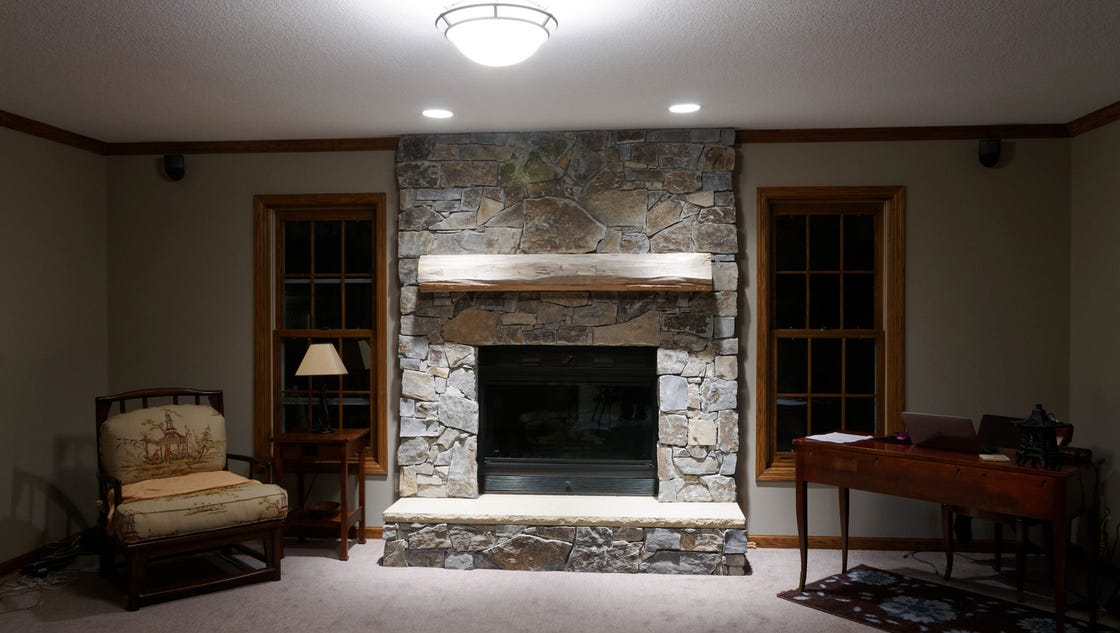 Cozy up to fireplace options for Fireplace options