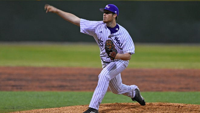 Adam Oller and the Northwestern State Demons will face Lamar this weekend.
