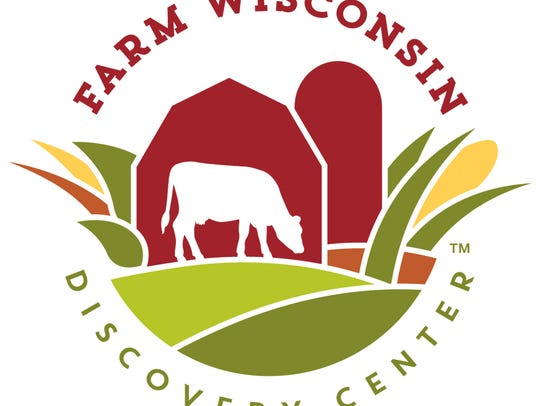 Official logo for the Farm Wisconsin Discovery Center.