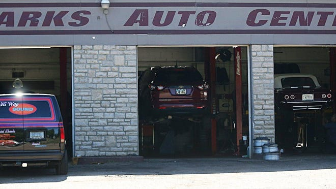 Mark's Auto Center is on South Main Street in Green.
