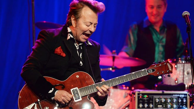 The Brian Setzer Orchestra returns to the Fox Cities Performing Arts Center on Nov. 12 with its annual rockin' Christmas tour.