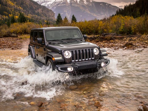 free press utility of the year the evolving jeep wrangler