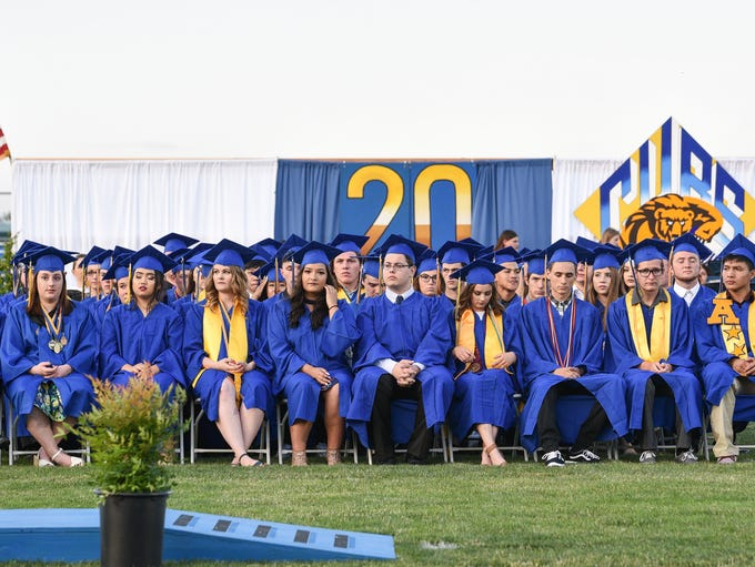 Anderson High School class of 2018