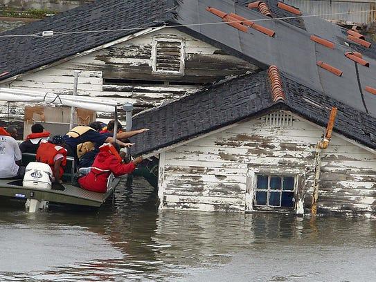 Timeline: Hurricane Katrina and the aftermath