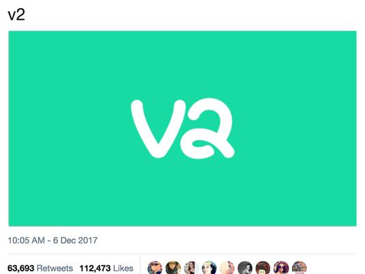 V2 Vine
