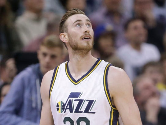 Gordon Hayward got a haircut and people are freaking out