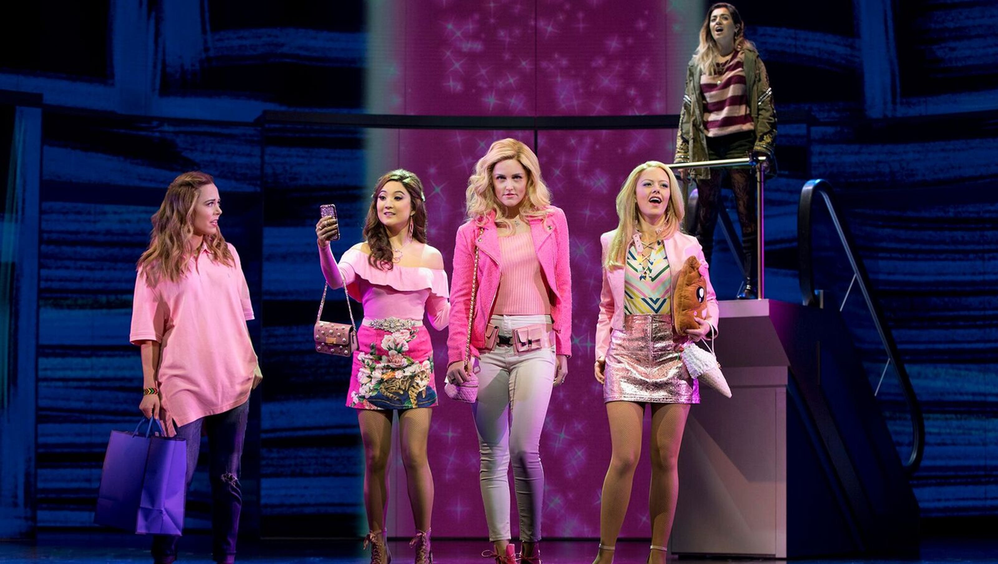 Mean Girls Musicals Cady Heron Explains How Me Too Impacted The Show
