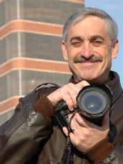 Mark Hertzberg, Author and Photographer of three books