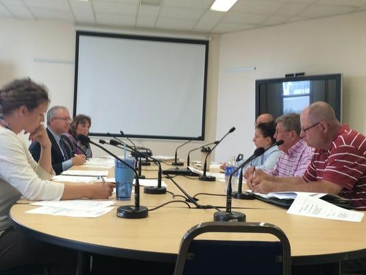 Oshkosh Common Council Workshop