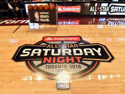 Before Toronto hosted its first-ever NBA All-Star Game,