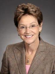 Former Iowa Lt. Gov. Sally Pederson
