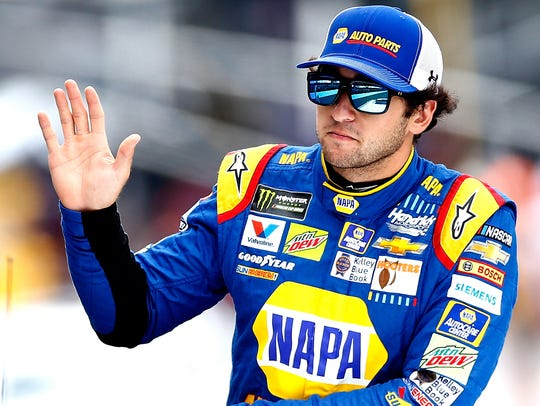Chase Elliott is in contention for a spot in the Monster